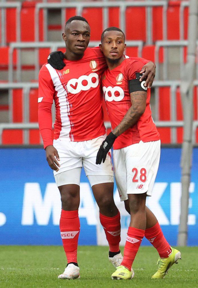 Standard kende een goede generale repetitie door met 3-0 te winnen van Beerschot. (foto Belga)©VIRGINIE LEFOUR BELGA