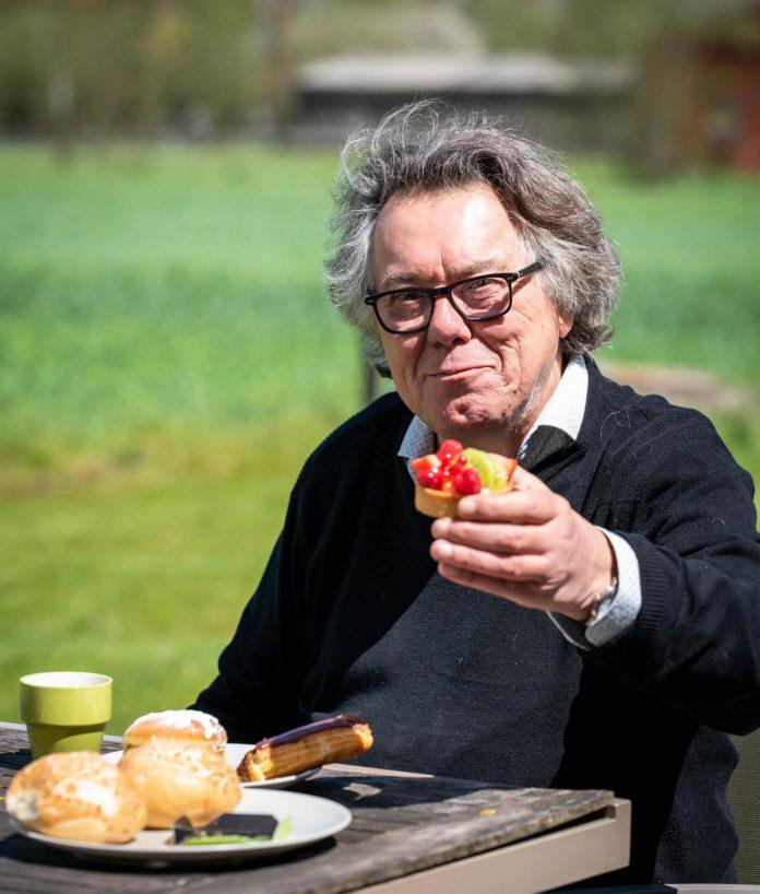 """Johan Verminnen: """"Als je 70 wordt, heb je niet zo lang meer. En ik wil nog zeker twee of drie jaar spelen."""" (foto Sebastiaan Bedaux)"""