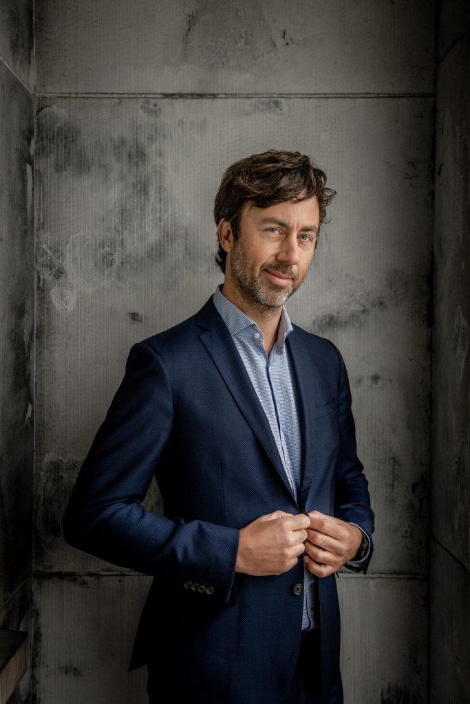 """Wouter De Vriendt: """"Wij hebben niet meegedaan aan het opbod over de versoepelingen, maar we hebben wél onze stempel gedrukt op het beleid."""" (foto Christophe De Muynck)"""
