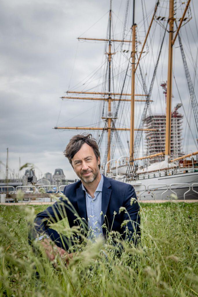 """Wouter De Vriendt: """"We moeten de mensen vooral serieus nemen, ook de Vlaams Belang-kiezers. Geen dedain tonen, maar respect."""" (foto Christophe De Muynck)"""