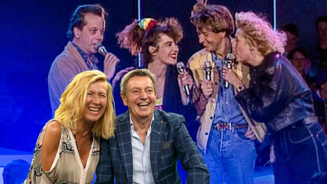 Vanaf vanavond brengt VTM de iconische zomers van 'Tien Om Te Zien' terug naar het scherm. (foto VTM)