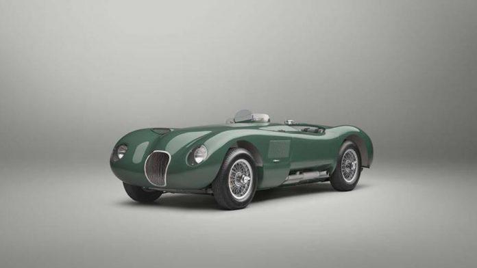 De winnaar van Le Mans 1953 wordt opnieuw geproduceerd, weliswaar in iets aangepaste versie. (GF)