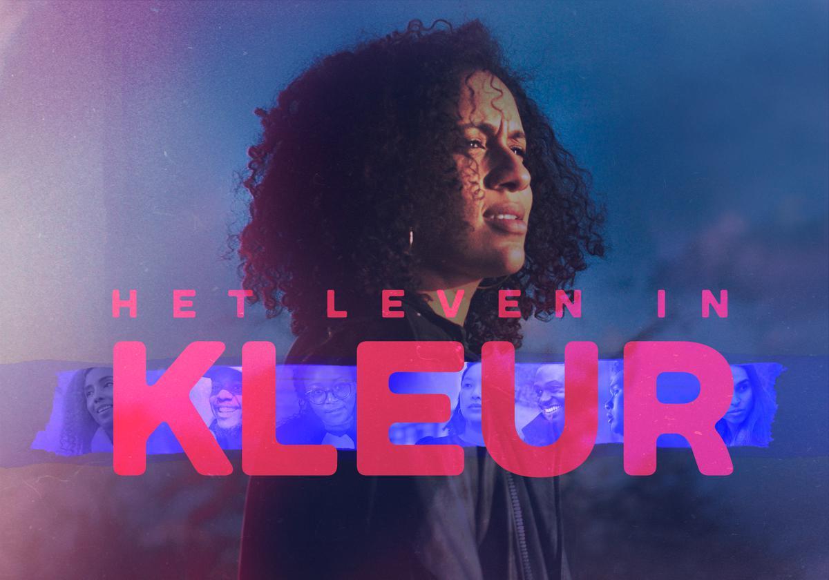 """Tv-maker Karine Claassen: """"Moeder worden heeft mij de moed gegeven om dit onderwerp aan te pakken. Ik besef dat mensen er niet graag over praten, maar praten is net de eerste stap."""" (foto VRT)"""