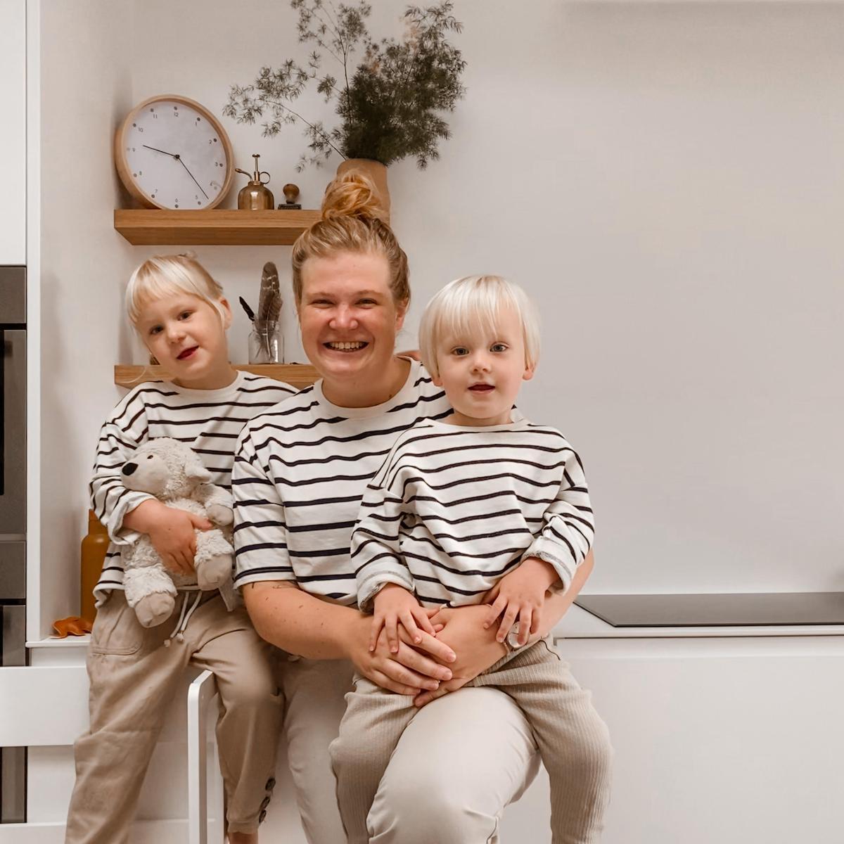 Ervaringsdeskundige Lori, mama van Ellie en Bas, deelt op haar mama-blog haar eigen ervaringen. (GF)